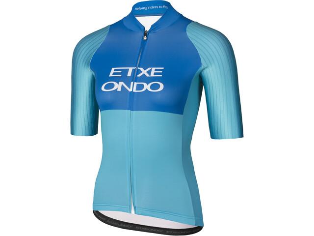 Etxeondo Ona Aero Maillot manches courtes Femme, blue
